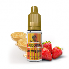 Příchuť Imperia: Strawberry Pudding 10ml