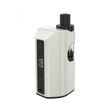 Elektronický grip: Eleaf Aster RT 100W Kit s Melo RT (Bílý)