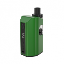 Elektronický grip: Eleaf Aster RT 100W Kit s Melo RT (Zelený)