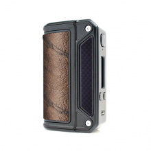 Elektronický grip: Lost Vape Therion DNA 75W Black Edition (Carbon / Smoky Brown)