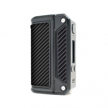 Elektronický grip: Lost Vape Therion DNA 75W Black Edition (Carbon / Carbon)