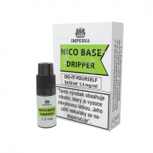 Nikotinová báze Imperia Dripper (30/70): 5x10ml / 1,5mg