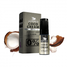 E-liquid Emporio 10ml / 0mg: Coco Cream