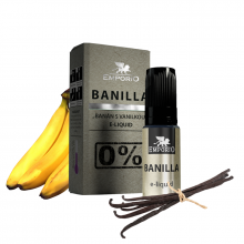 E-liquid Emporio 10ml / 0mg: Banilla