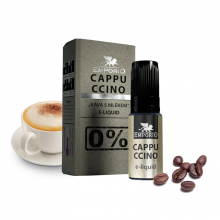 E-liquid Emporio 10ml / 0mg: Cappuccino