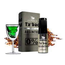 E-liquid Emporio 10ml / 0mg: Absinthe