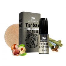E-liquid Emporio 10ml / 0mg: Old Tribe