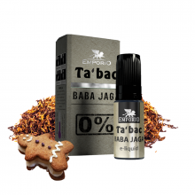 E-liquid Emporio 10ml / 0mg: Baba Jaga