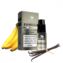 E-liquid Emporio 10ml / 1,5mg: Banilla