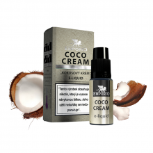 E-liquid Emporio 10ml / 1,5mg: Coco Cream