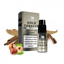E-liquid Emporio 10ml / 1,5mg: Gold Tobacco