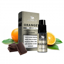 E-liquid Emporio 10ml / 1,5mg: Oranget