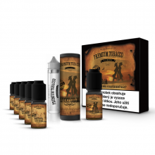 E-liquid DIY sada Premium Tobacco 6x10ml / 12mg: Lucky Color