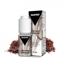 E-liquid Electra 10ml / 0mg: Western Tobacco