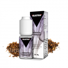 E-liquid Electra 10ml / 0mg: Oriental Tobacco