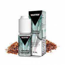 E-liquid Electra 10ml / 0mg: Virginia Tobacco