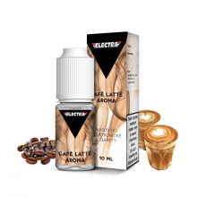 E-liquid Electra 10ml / 0mg: Café Latté