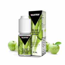 E-liquid Electra 10ml / 0mg: Zelené jablko