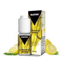 E-liquid Electra 10ml / 6mg: Citron