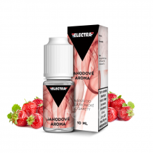 E-liquid Electra 10ml / 6mg: Jahoda
