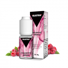 E-liquid Electra 10ml / 18mg: Malina