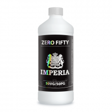 Beznikotinová báze Imperia Zero Fifty (50/50) 1000ml
