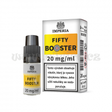 Booster báze Imperia Fifty (50/50): 10ml / 20mg