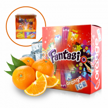 Příchuť Fantasi Shake'n'Vape: Ledový pomeranč (Orange Ice) 30ml