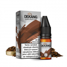 E-liquid Dekang Classic 10ml / 3mg: Vegas Blend (Tabákový mix)