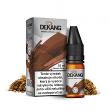 E-liquid Dekang Classic 10ml / 6mg: Mall Blend (Cigaretový tabák)