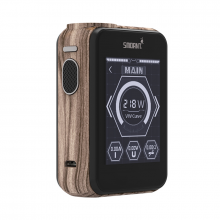 Elektronický grip: Smoant Charon TS 218W (Wood grain)