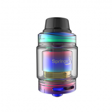 Clearomizér Tigertek Springer S RTA 2ml/3,5ml (Duhový)