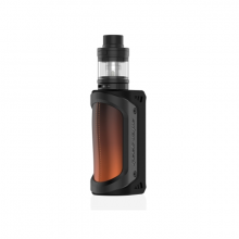 Elektronický grip: GeekVape Aegis Kit s Shield Tank (Pumpkin Orange)