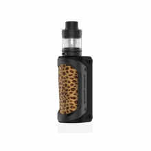 Elektronický grip: GeekVape Aegis Kit s Shield Tank (Black Leopard)