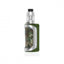 Elektronický grip: GeekVape Aegis Kit s Shield Tank (Green Camo)
