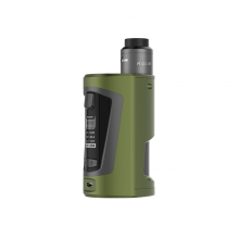 Elektronický grip: GeekVape GBOX Squonker Kit s Radar RDA (Army Green)