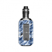 Elektronický grip: Aspire Skystar TS Kit s Revvo (Blue Camo)