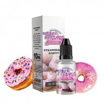 Příchuť Mama Kitchen: Strawberry Donut (Jahodový donut) 10ml