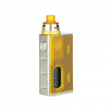 Mechanický grip: WISMEC Luxotic BF Box Kit s Tobhino (Honeycomb Resin)