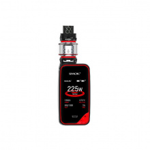 Elektronický grip: SMOK X-Priv Kit s TFV12 Prince (Black Red)