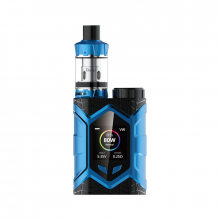 Elektronický grip: Vaptio Wall Crawler Kit s Throne Tank (Modrý)