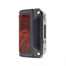 Elektronický grip: Lost Vape Therion DNA 75W Black Edition (Carbon / Red Brown)