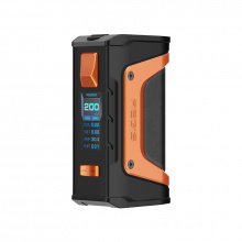 Elektronický grip: GeekVape Aegis Legend Mod (Black & Orange)
