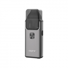 Elektronická cigareta: Aspire Breeze 2 AIO Pod Kit (1000mAh) (Šedá)