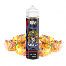 Příchuť Man Series: Police Man (Donut, marshmallows a cereálie) 12ml
