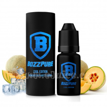 Příchuť Bozz Cool Edition: Icy Melon 2.0 (Ledový kantalup) 10ml