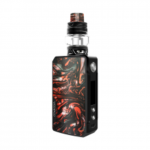 Elektronický grip: VooPoo Drag 2 Kit s UFORCE T2 (B-Scarlet)