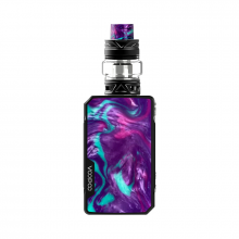 Elektronický grip: VooPoo Drag Mini Kit s UFORCE T2 (4400mAh) (B-Purple)