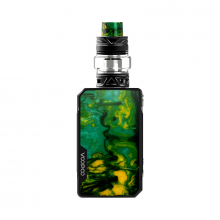 Elektronický grip: VooPoo Drag Mini Kit s UFORCE T2 (4400mAh) (B-Lime)