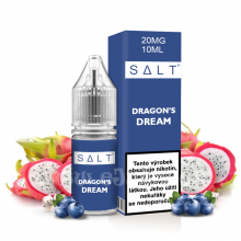 E-liquid Juice Sauz SALT 10ml / 20mg: Dragons Dream (Dračí ovoce a borůvky)